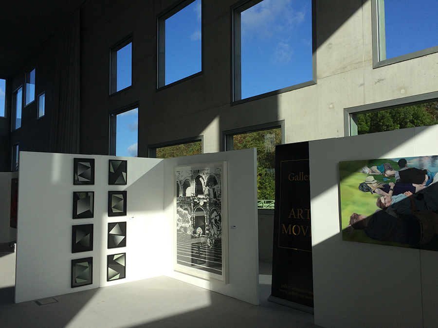 contemporary art ruhr (C.A.R), die innovative Kunstmesse, 28. - 30. Oktober 2016, Essen-Datei 14.04.17 21 47 13