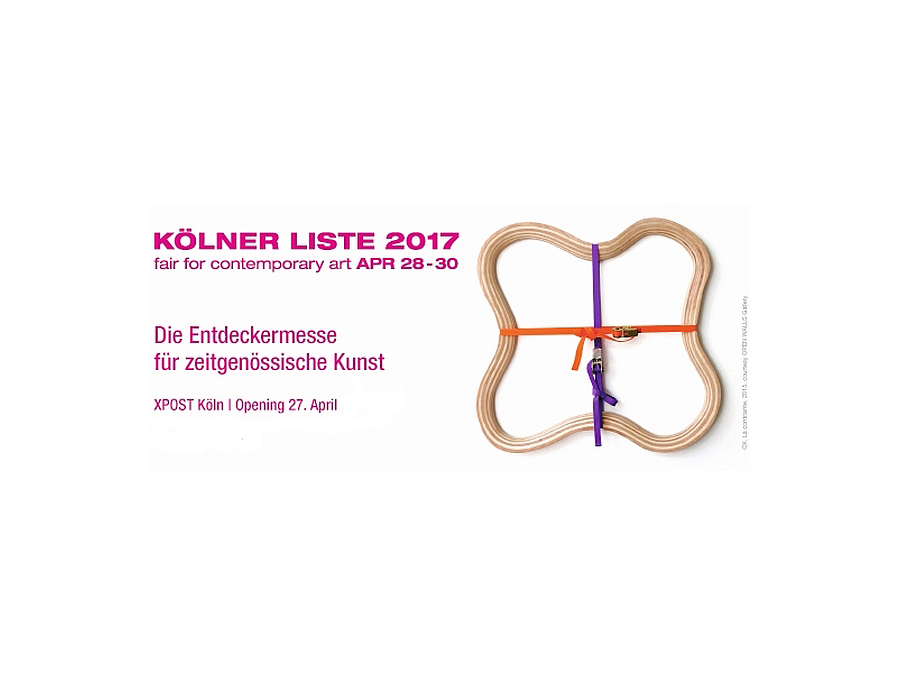 Kunstmesse Kölner Liste 2017-Koelner Liste